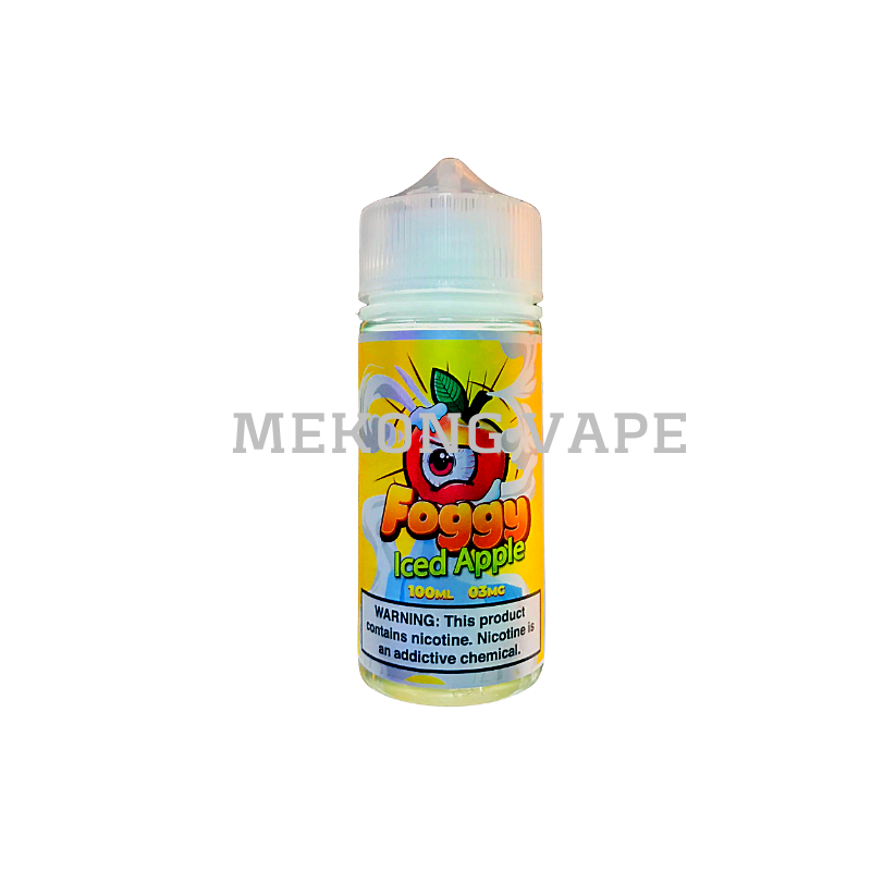 GB - Ice Apple - 100ML - 3MG