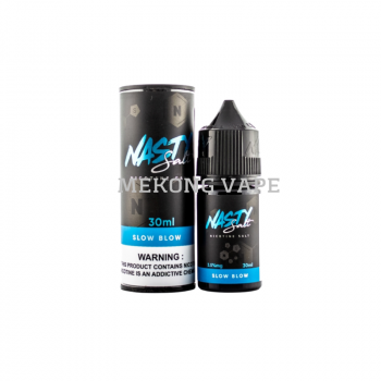 NASTY SALT - Slow Blow - 30ML 35MG