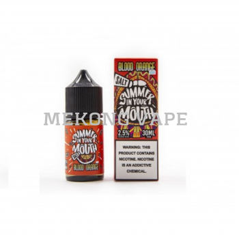 SUMMER IN YOUR MOUTH SALT 50MG 30ML