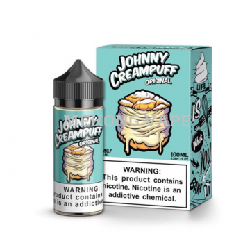 Johnny Creampuff - Bánh Su Kem Vani - 3Mg 100ML
