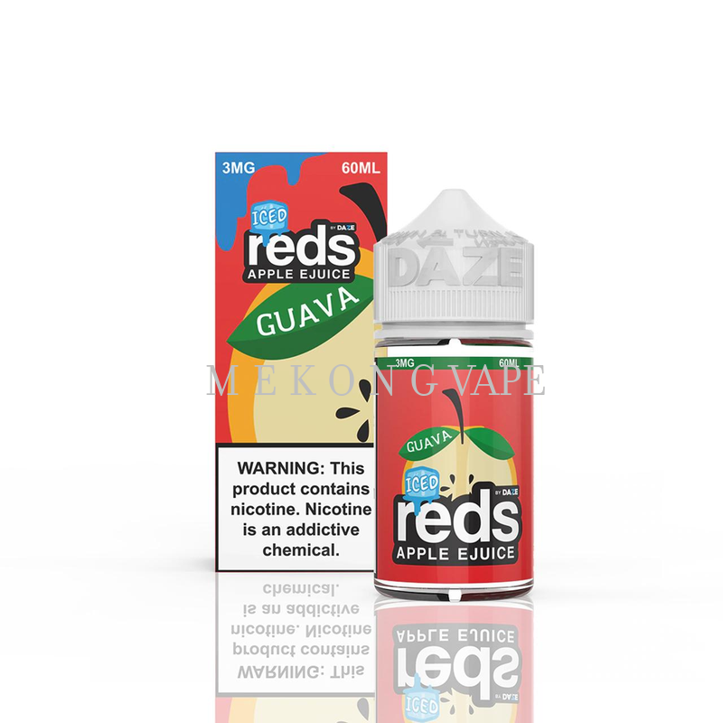 REDS APPLE EJUICE GUAVA - 60ML