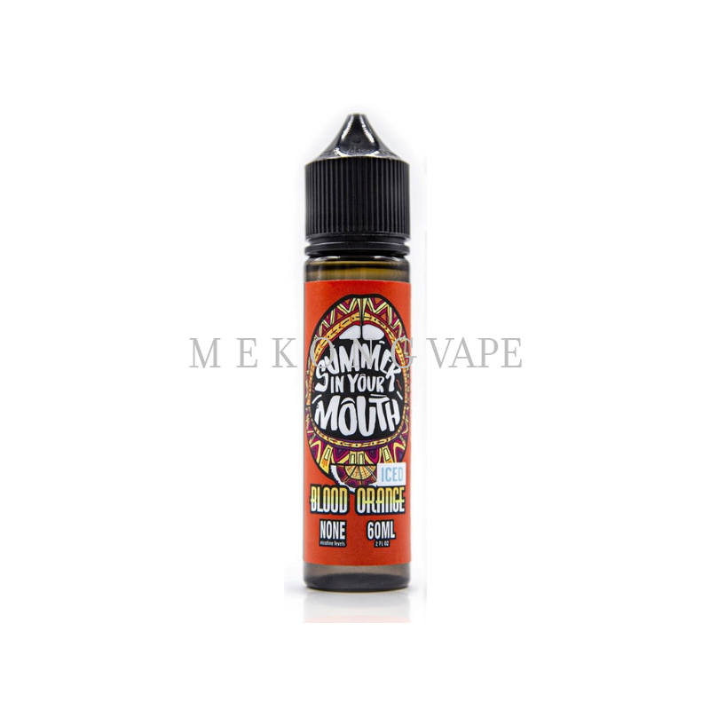 SUMMER IN YOUR MOUTH BLOOD ORANGE - 60ML