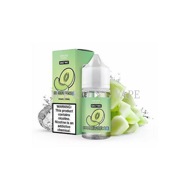 ORGNX Salt - Honeydew - 30ML