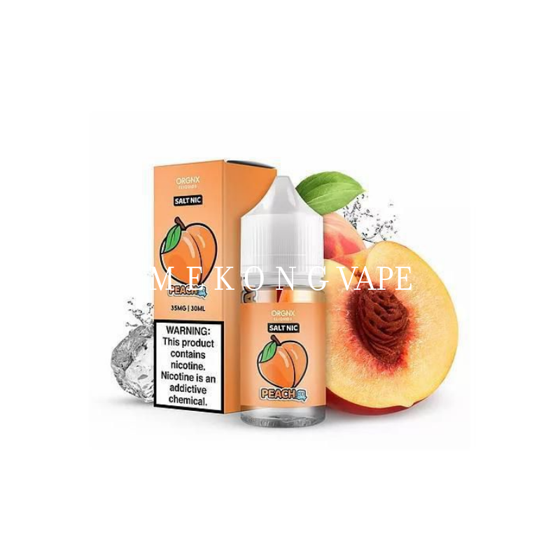 ORGNX Salt - Peach - 30ML
