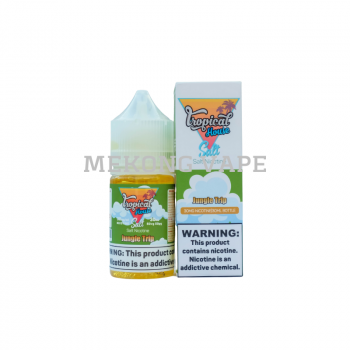 Tropical SALT - Jungle Trip Chuối quế - 30,50Mg 30ML