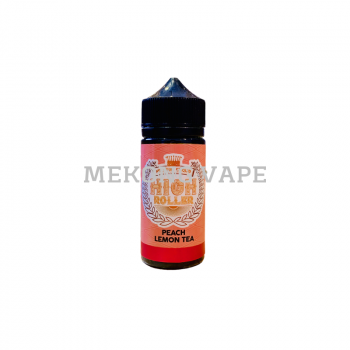 HIGH ROLLER - Peach Lemon Tea 100ML