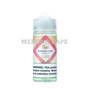 MOUSE CHEF - Jerry Berry - 100ML - 3MG