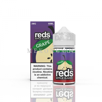 REDS APPLE EJUICE GRAPE - 60ML