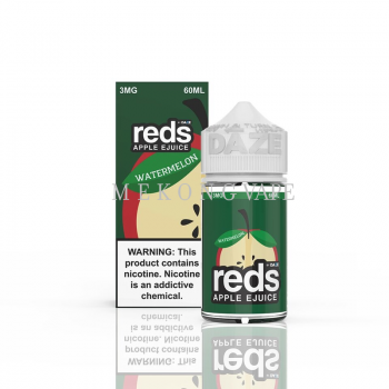 REDS APPLE EJUICE WATERMELON - 60M